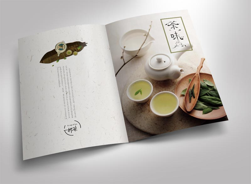 合肥画册设计案例